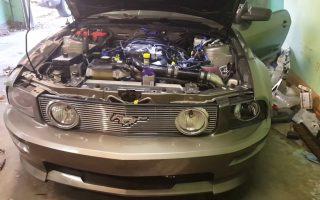Turbo 3V Mustang