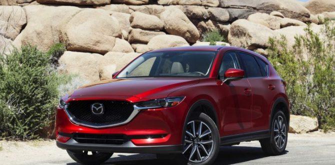 What's the Diff? 2017 Mazda CX-5 Unlocks 'Secret' Off-Road Mode