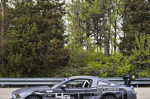 **FOR SALE** The PAS Racing Mustang RTR American Iron 3-time