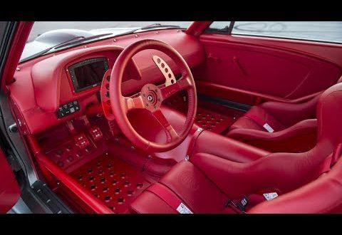 1965 Timeless Kustoms Vicious Mustang Interior