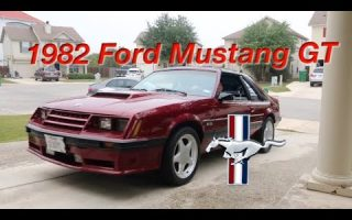 1982 Ford Mustang GT (Original Owner)
