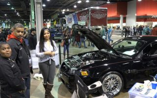 2004 Super Charged 10 second  Mustang Cobra  - World of Wheels - 4K
