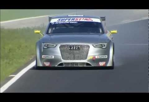 2012 SUPERSTARS Race 2 at Imola