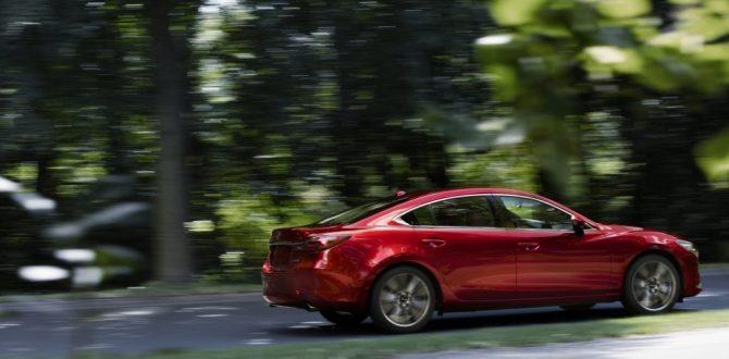 5 Ways Mazda Enhanced the 2018 Mazda6