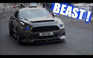 825 HP Mustang CS800 by SUTTON
