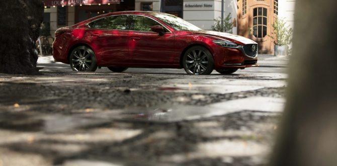 A History of Mazda's Boundaries-Pushing Sedans