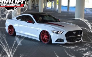 Air Lift Performance 2015 Mustang Install Tips & Secrets