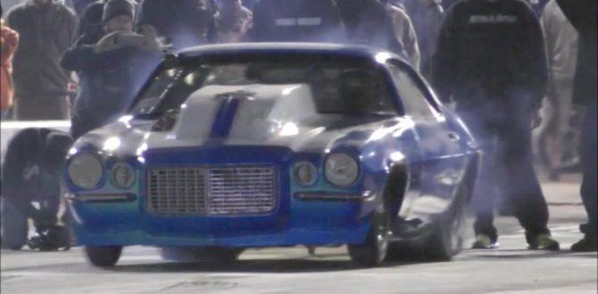 Boosted ego twin turbo mustang vs Blue Dragon twin turbo Camaro