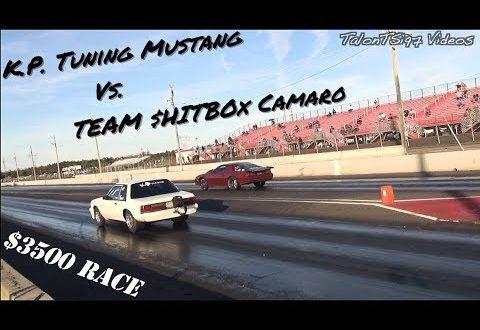 K$hitBox Camaro   Grudge Day Massacre  