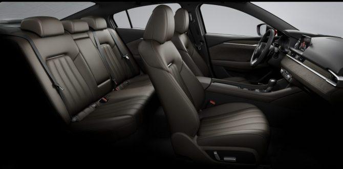 Mazda6 Test