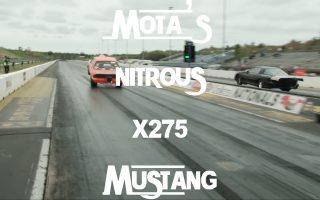 Mota Racing's X275 Nitrous 1993 Foxbody Ford Mustang