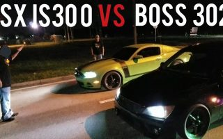Nitrous LSX is300 vs Nitrous Mustang Boss 302