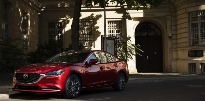 Signed, Sealed and Delivered: 2018 Mazda6 Signature Shows Way Forward for Mazda