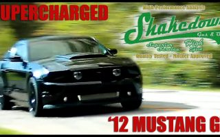 """Sinister"" - 550hp Supercharged 2012 Mustang GT 5"