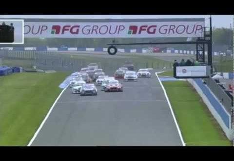SUPERSTARS Race 1 @ Donington Park