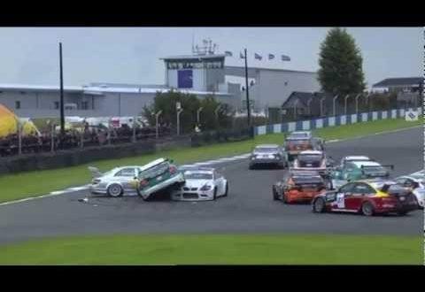 SUPERSTARS Race 2 @ Donington Park
