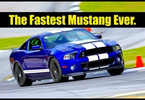 What Is The Fastest Mustang Ever? - Lets Talk About It