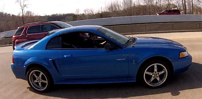 """WTF? #NewEdge Mustang """"Pep Boys Edition"""" lol (am I a hater???)"""