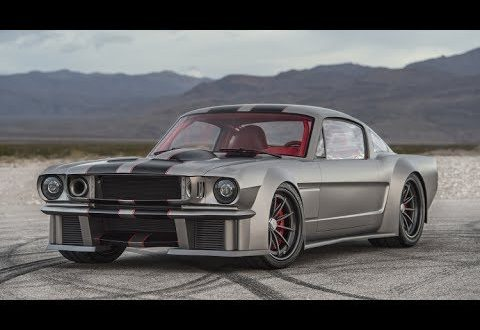 1965 Timeless Kustoms Vicious Mustang Exterior