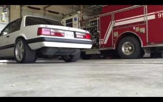 1991 Mustang LX 5