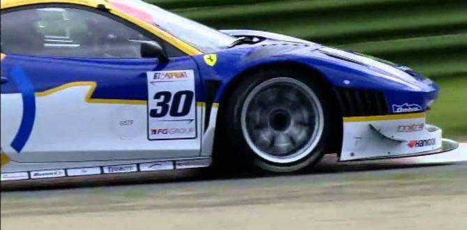 2012 GTSPRINT Race 1 at Imola