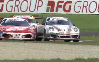 2012 GTSPRINT Race 2 at Imola