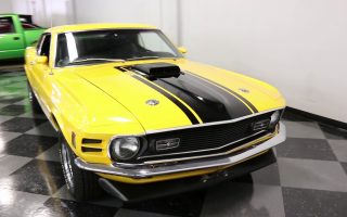 2547 DFW 1970 Ford Mustang Mach 1