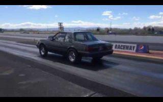 90 Mustang 10 sec 1/4 Mile