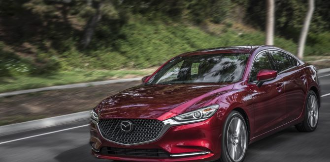 Achieving the Ideal Driving Position in the new 2018 Mazda6