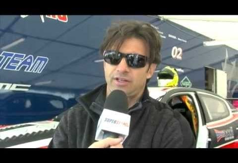 Christian Fittipaldi looks forward to first SUPERSTARS race