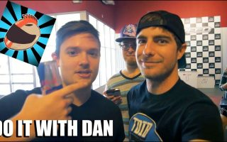 DO IT WITH DAN vs THATDUDEINBLUE