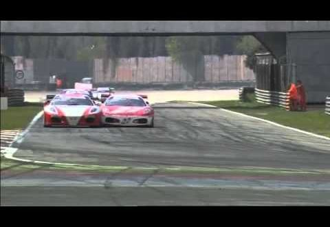 GTSPRINT SERIES - RACE 2 AT MONZA