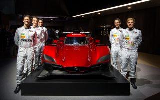 Meet The 2018 Mazda Team Joest Drivers