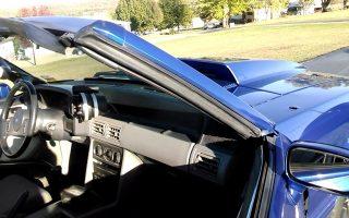Motor Running Mustang Foxbody Convertible