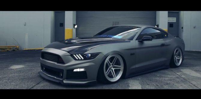 NSC Carboy Ford Mustang  GT500 Interior Exterior Driving (youcar) Met Brig Badda MC