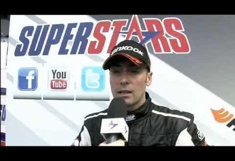 Race 1 / Race 2 GTSPRINT Interviews - Monza