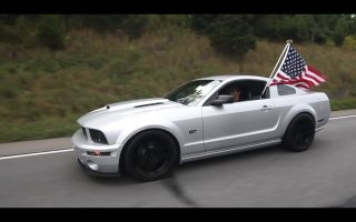 StaticMob | Brandon's Supercharged Mustang x Rotiform KPS