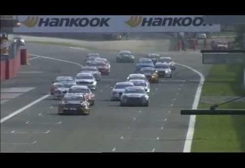 SUPERSTARS - RACE 2 AT MONZA