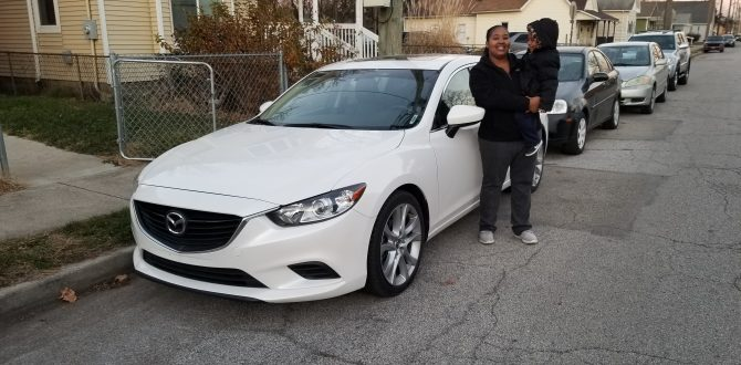 The Mazda6 that Helped Protect the Whole Family