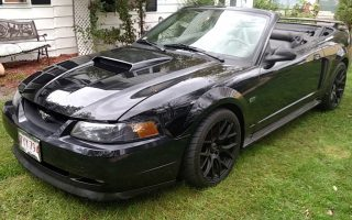 2001 Vortech supercharged mustang Gt convertible - for sale