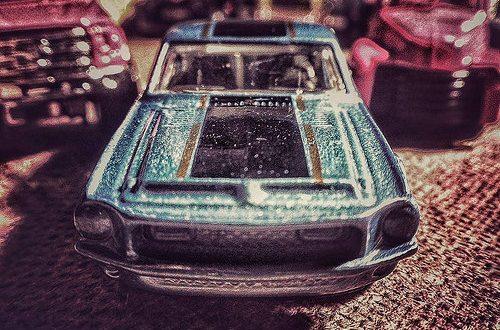 The badass Ford Mustang GT500  #hotwheels #instagood #instal