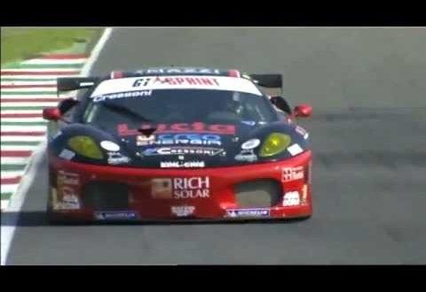GTSPRINT - Mugello Race 1