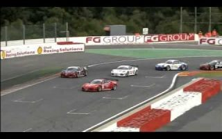GTSPRINT Race 2 at Spa-Francorchamps