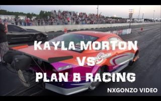 Kayla Morton VS Plan B Racing