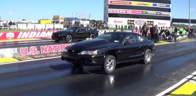Sn95 Mustang vs 2014 Mustang 5