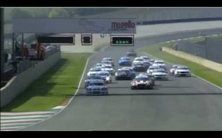 SUPERSTARS - Mugello Race 1 2011