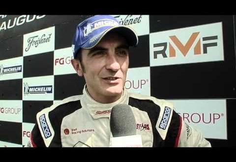 SUPERSTARS - Spa Race 1+2 Interviews