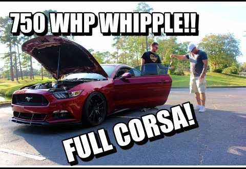 750 Whp Gen 3 2 9l Whipple 2017 Mustang 5 0 Review